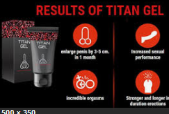 Titan gel-  price -  compostion -  effect